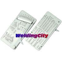 WeldingCity Welding Gauge Pipe Pit Gage Test Ulnar Welder Inspect US Seller 015