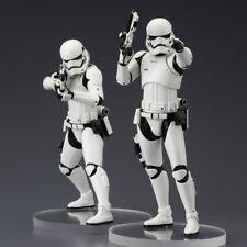 Star Wars Episode VII ARTFX+ Statue 2-Pack First Order Stormtrooper