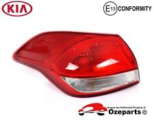 GENUINE Kia Cerato Hatch 2013~2017 LH Left Hand Tail Light Lamp (No LED)