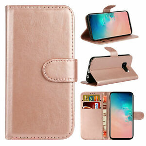 Leather Book Flip Phone WALLET CASE Cover For APPLE iPhone 4 Case - ROSE GOLD