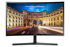 "Samsung Lc27f396fhuxen 27"" LED Display VGA HDMI Curved Black Full HD - Black"
