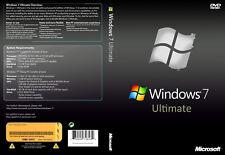 Windows 7 Ultimate SP1 Genuine License Key Fast delivery Online activation