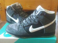 Mens Nike Dunk High SB Premier Petoskey Grey Wool Size 12 Qs