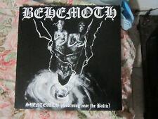 BEHEMOTH sventevith LP first press taake graveland darkthrone absu immortal pest