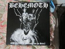BEHEMOTH sventevith LP first press taake graveland darkthrone absu immortal pest