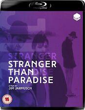 STRANGER THAN PARADISE di Jim Jarmusch BLURAY in Inglese NEW .cp