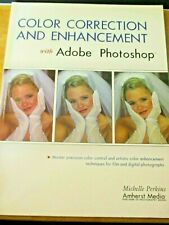 Color Correction and Enhancement with Adobe Photoshop - Perkins, Michelle pb