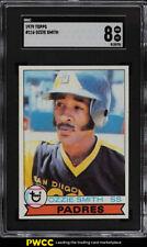 1979 Topps Ozzie Smith ROOKIE RC #116 SGC 8 NM-MT (PWCC)