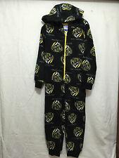 BNWT Boys/Girls Size 3 Official AFL Richmond Tigers Polar Fleece Onesie Suit
