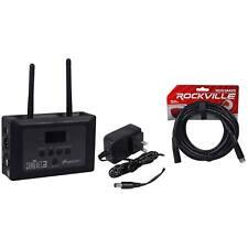Chauvet DJ FLARECON AIR Wi-Fi Receiver + Wireless DMX Controller + DMX Cable