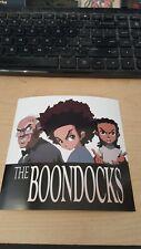 THE BOONDOCKS STICKER