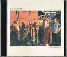 The Badloves Get On Board CD Australian Rock Band Green Limousine 1993