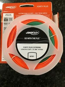 AIRFLO FLY LINE/AIRFLO FORTY PLUS/FLY LINE/INTERMIDIATE FLY LINE