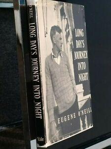 Long Day's Journey into Night by Eugene O'Neill (Hardback, Yale Univ Press 1956)
