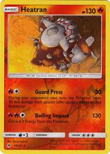 Heatran - 13/131 Reverse Holo Foil Pokemon Forbidden Light
