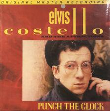 NEW Elvis Costello & the Attractions - Punch the Clock (180g MFSL Vinyl LP 2013)