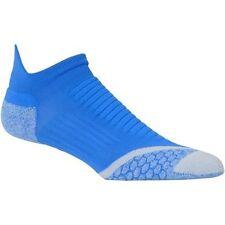 NEW Nike Golf Elite Cushion No Show Photo Blue Socks Men's 10-11.5