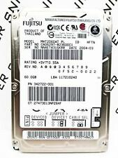 Fujitsu 60GB MHT2060AT IDE CA06297-B23600C1 Laptop Hard Drive - WIPED & TESTED!