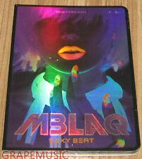 MBLAQ M-BLAQ Sexy Beat 5TH MINI ALBUM Smoky Girl K-POP CD + PHOTOCARD SEALED