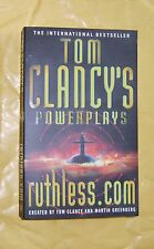 Tom Clancy's Powerplays - Ruthless.com - Thriller VGC