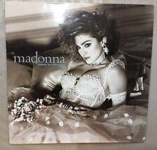 Madonna Like A Virgin Excellent Vinyl LP Record 925 181 1
