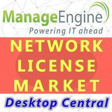 ManageEngine Desktop CentralLicense - Permanent,Unlimited,Professional Edition