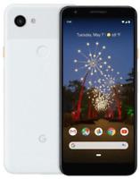 SEALED / Google Refurbished Pixel 3a (White) 64GB Unlocked w/ 1-yr Warranty