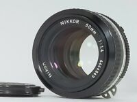 [Apps Mint Read] Nikon Nikkor 50mm f/1.4 Ai Lens from JAPAN