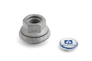 ALCOA RETRO WHEEL NUTS M22 *SHORT* TO FIT LATE VOLVO DAF MERCEDES IVECO MAN ERF
