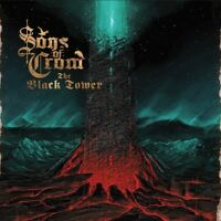 SONS OF CROM - THE BLACK TOWER   CD NEW