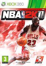 NBA 2K11                 -----   pour X-BOX 360  -----