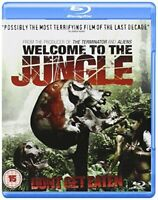 Welcome To The Jungle [Blu-ray] [DVD][Region 2]