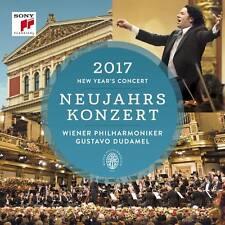 New year's concert 2017 - Concerto di Capodanno 2CD (new album/sealed) Dudamel G