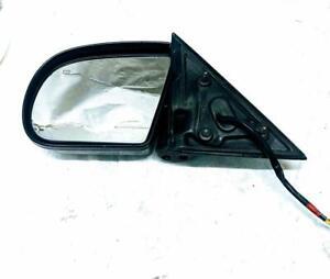 GM 15193317 OEM Used LH Driver Power Heated Mirror w Manual Fold For S10 Blazer