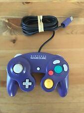 Official Nintendo Gamecube Controller OEM Indigo - (read description)