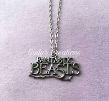 Fantastic Beasts collana Animali fantastici Harry Potter hogwarts magia cosplay