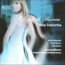 Harp Concertos, New Music
