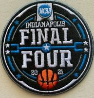 2021 MEN'S COLLEGE FINAL FOUR PATCH NCAA BASKETBALL JERSEY STYLE  PIN IN STORE!!