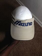 Brown Mizuno Visor Adjustable GXN