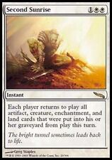 Deuxième aurore - Second Sunrise - Magic mtg -