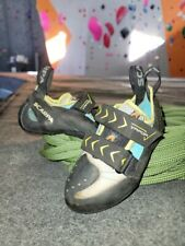 New 2018 Scarpa Vapor V Women's Climbing Shoe size 34 eur (very small)
