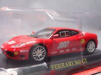 Ferrari Collection 360 GT 1/43 Scale Box Mini Car Display Diecast vol 34