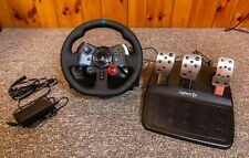 Logitech G29 (941000112) Driving Force Racing Wheel and Floor Pedals