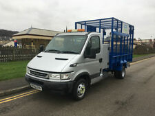 Commercial Vans & Pickups Daily 4x2 Axel Configuration