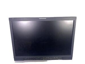 "JVC DT-V24G2 Professional 24"" LCD Monitor HD"