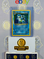 Blastoise 2/102 Shadowless MP Played Base Set 1999 WOTC Holofoil Rare Holo Card