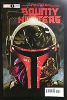Star Wars Bounty Hunters Boba Fett #1 Retailer Incentive Variant 1:50 Marvel