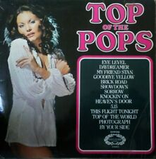 TOP OF THE POPS ALBUM LP VOL 34 1973 SEXY GIRL COVER 1970S