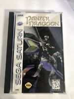 Panzer Dragoon Sega Saturn Complete With Warranty Card