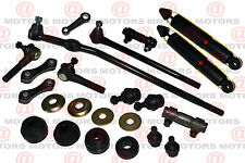 RWD Ford Ranger 93-97 Sway Bar Links Pitman Arm Tie Rod Joint Shocks Absorber
